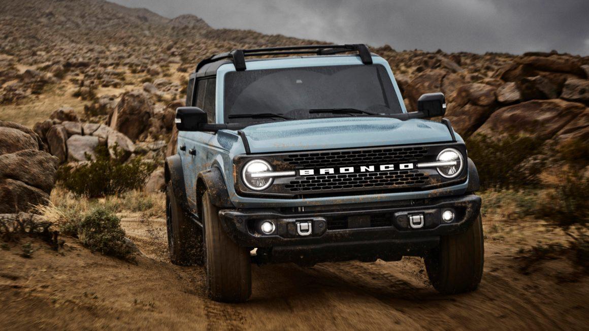 Ford Bronco será lançado no Brasil em 2021 com produção no México livre de imposto