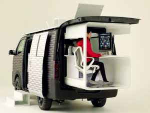 Nissan Office Pod