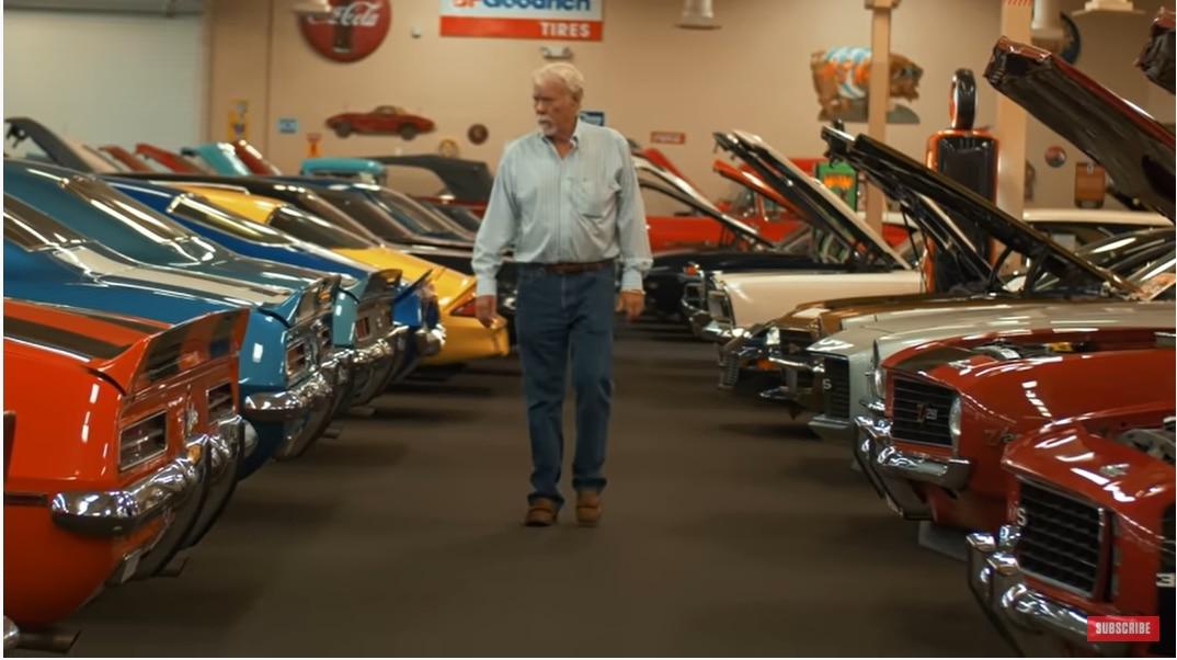 Museu Muscle Car City EUA
