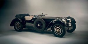 Bugatti Type 57S
