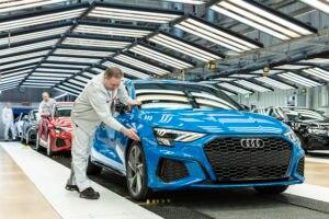 Fábricas da Audi em Ingolstadt e Neckarsulm precisaram dar licença aos trabalhadores