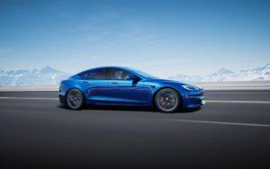Novo Tesla Model S