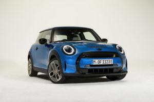Novo Mini Cooper SE elétrico