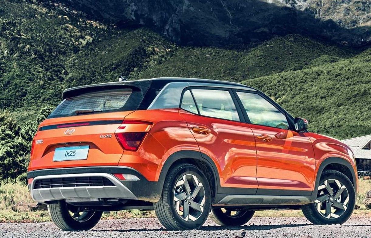 Hyundai Creta chinês