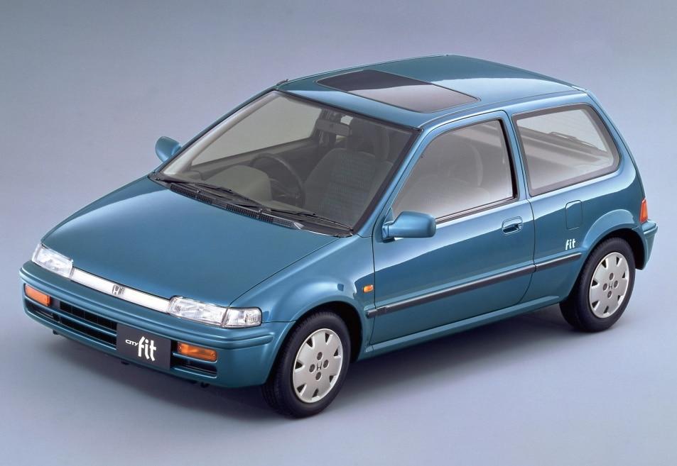 Honda City dos anos 1980