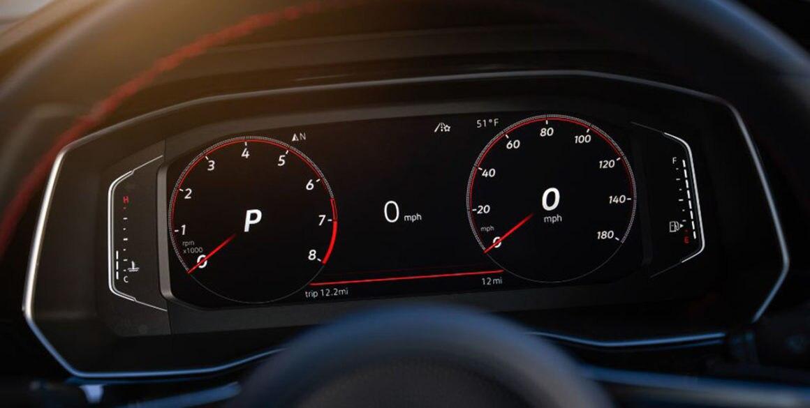 Volkswagen Jetta painel