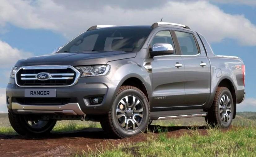 Nova Ford Ranger extingue versão com tração 4x2