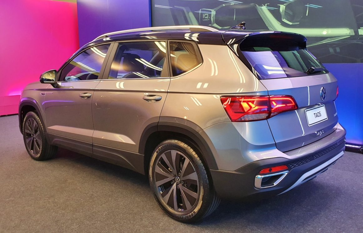 Volkswagen Taos Highline Launch Edition 1.4 FSI