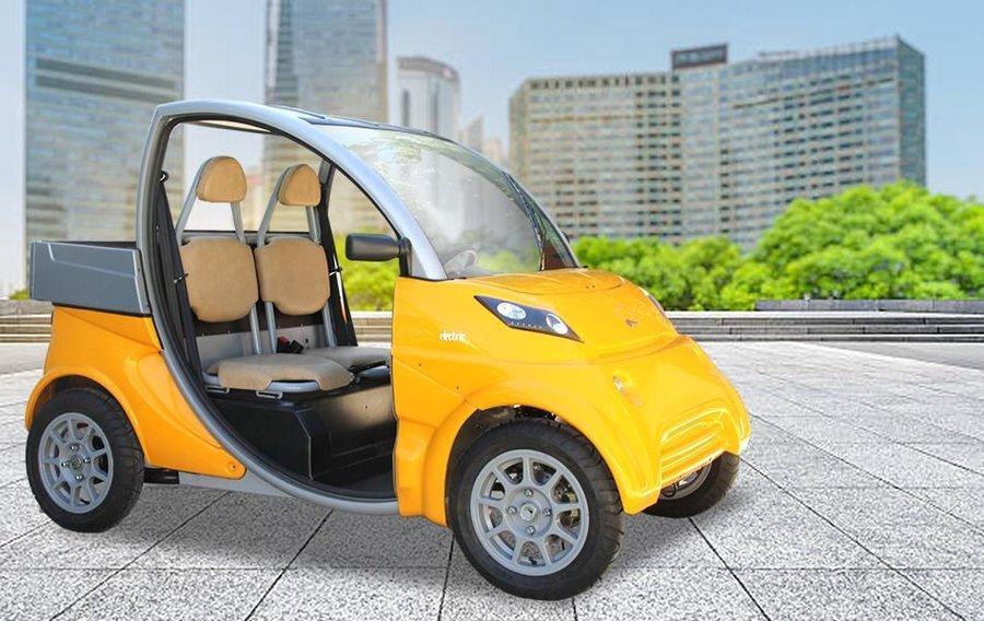 Movi Eletric é o mais novo micro carro elétrico nacional