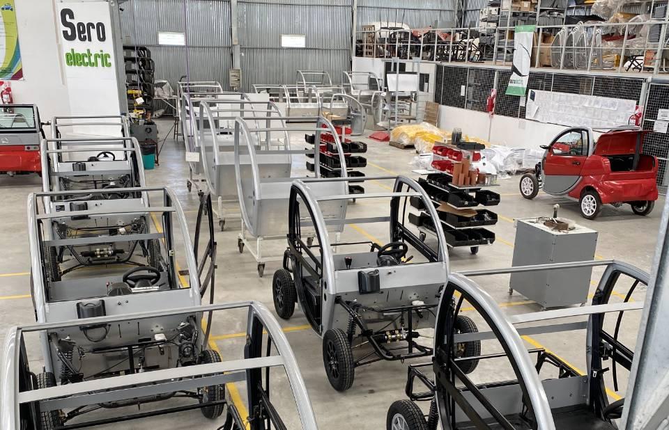Linha de produção da Movi está localizada em Toledo (PR) empresa