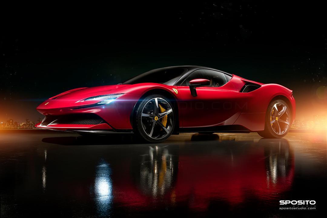 Ferrari SF90 Stradale chega ao Brasil