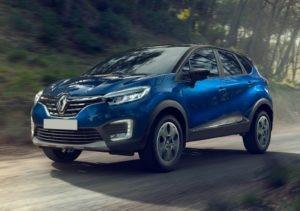 Renault Kaptur 2022
