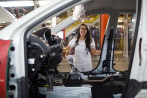 Juliana Coelho lidera ´fabrica da Jeep em Goiana (PE)