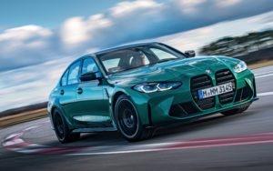 Novo BMW M3