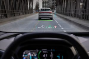Audi Q4 e-Tron trará realidade aumentada no para-brisa