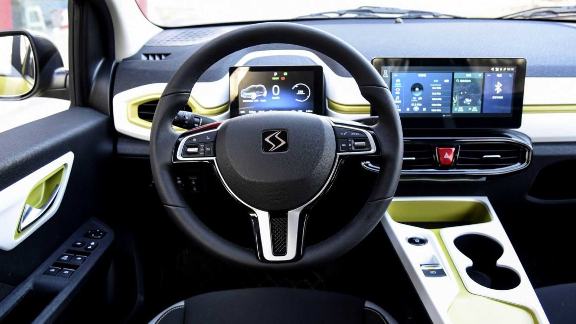 Volkswagen-JAC Si Hao E10X