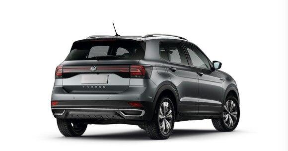 Volkswagen T-Cross 1.4 Highline TSI Automático 0