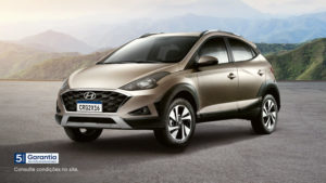 Hyundai HB20X Vision 1.6