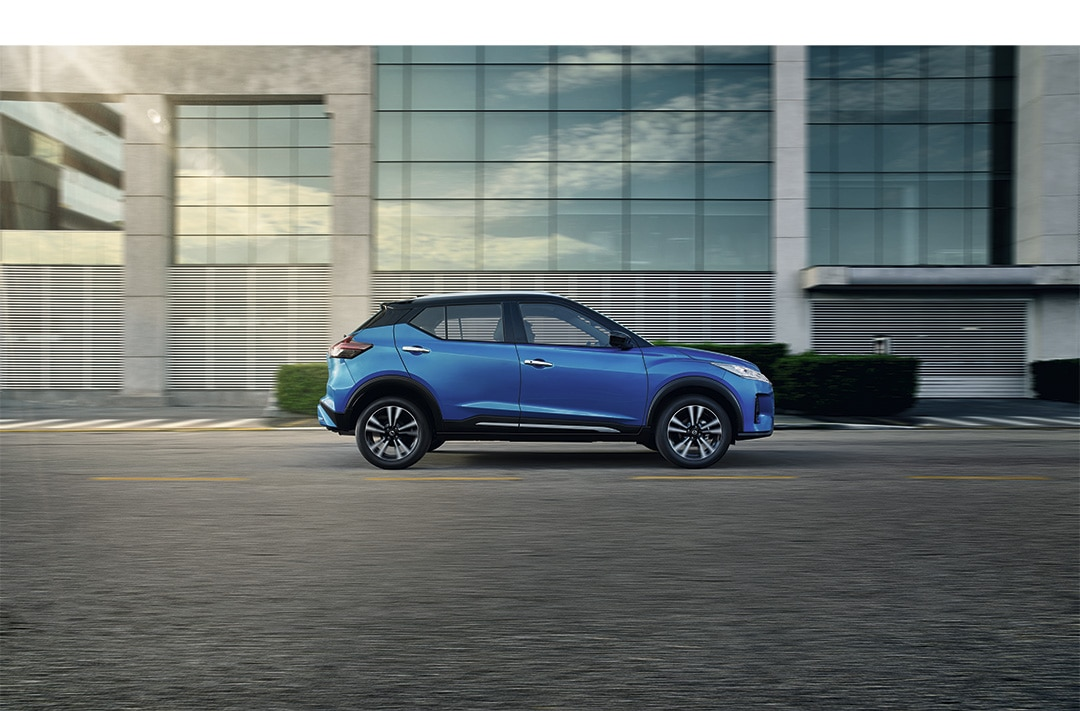 Nissan New Kicks Exclusive CVT 1.6 3