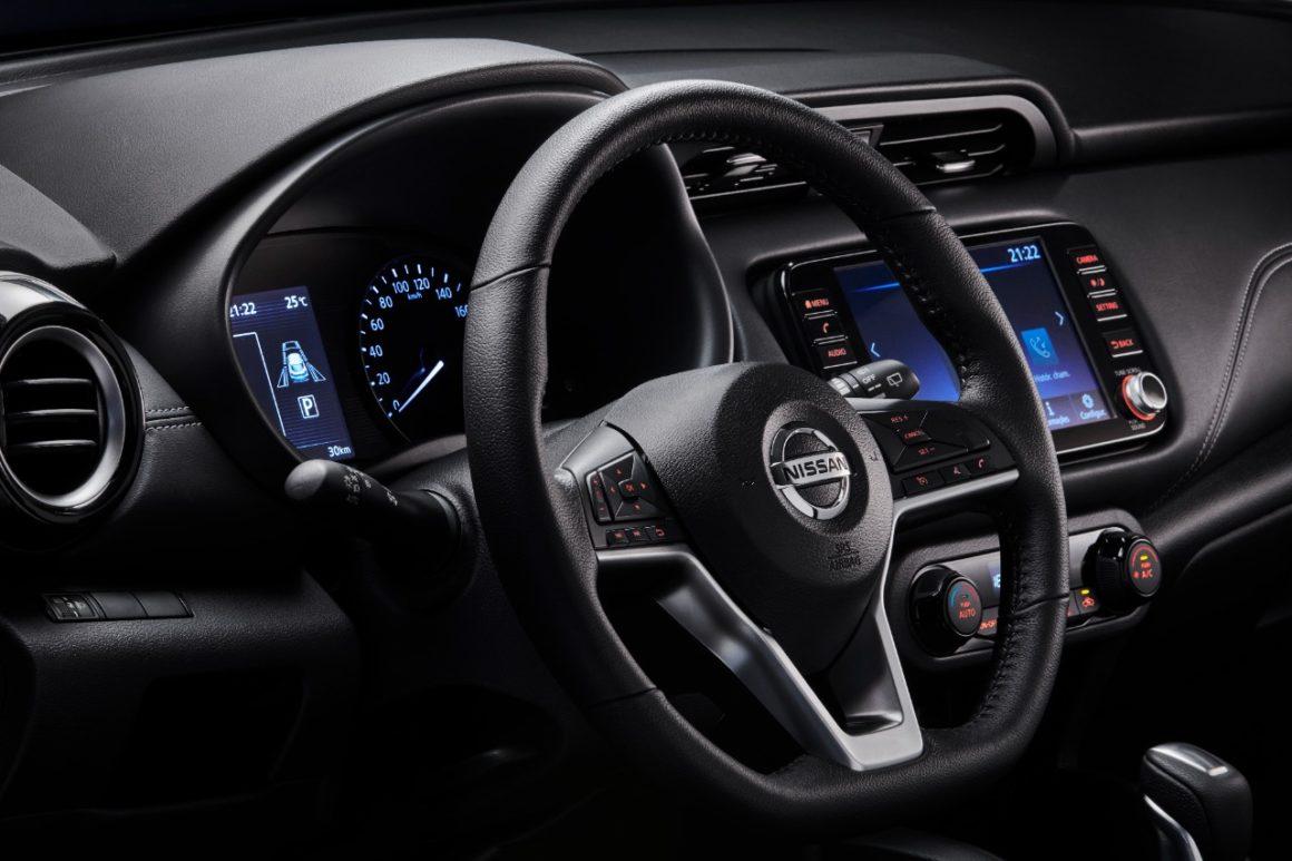Nissan New Kicks  Exclusive CVT 1.6 7