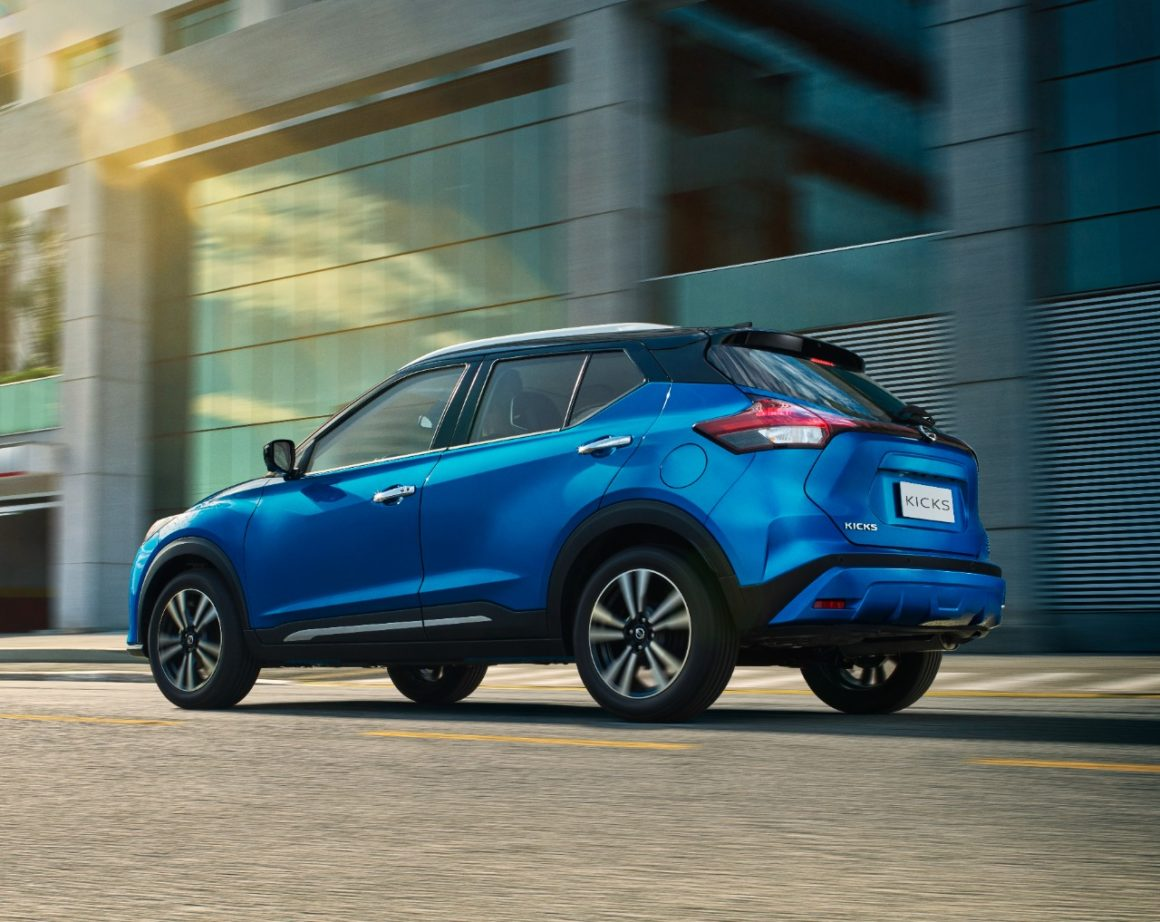 Nissan New Kicks  Exclusive CVT 1.6 2
