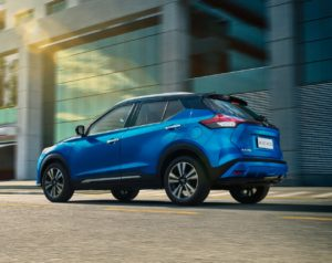 Nissan Kicks Exclusive CVT 1.6
