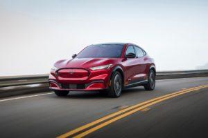 Ford Mustang Mach-E elétrico