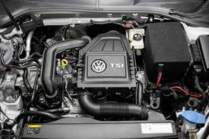 Volkswagen quer elétrico a etanol