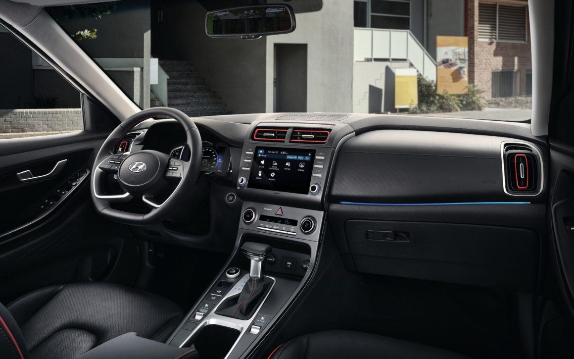 Hyundai Creta Alcazar SUV