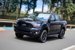 Ford Ranger Black 2022