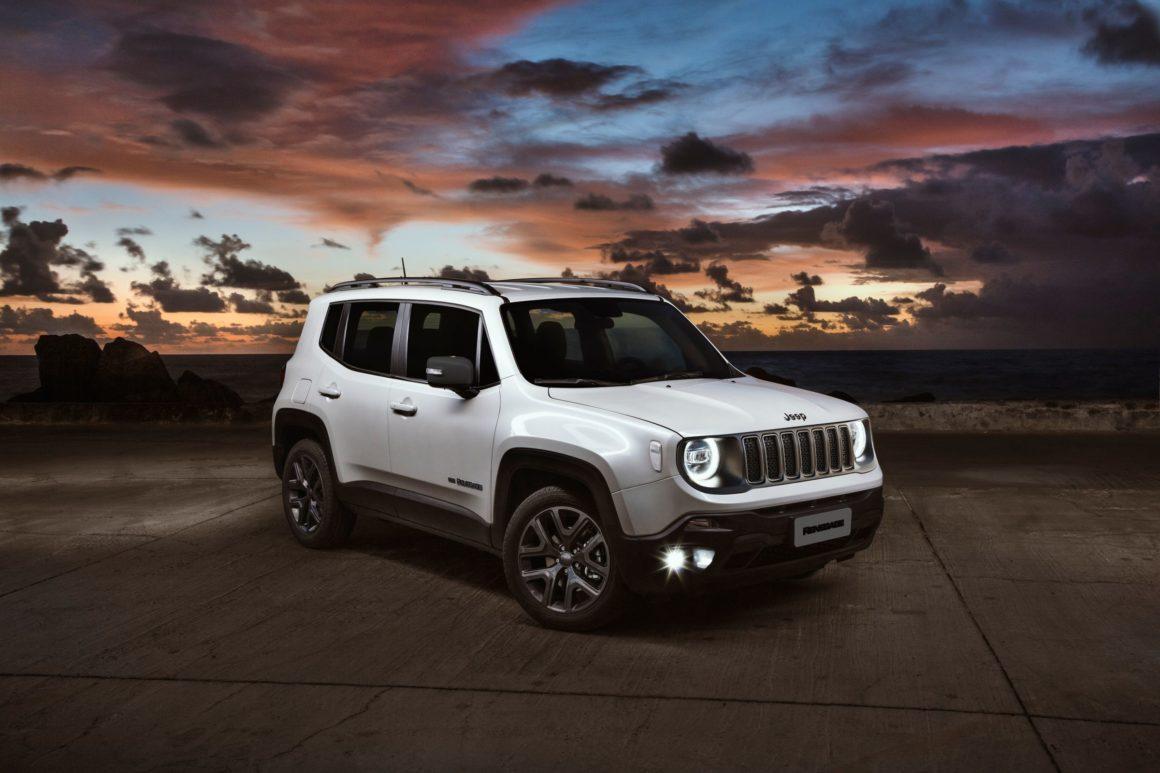 Jeep Renegade Série Especial 80 Anos semestre