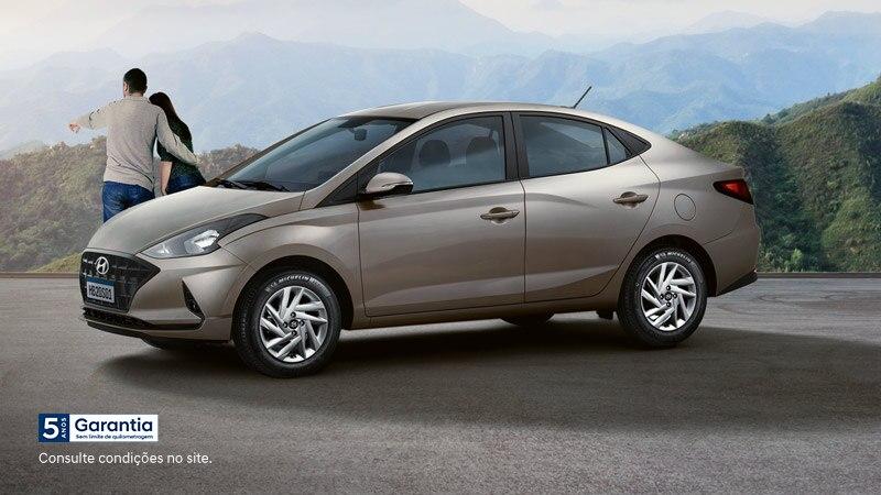 Hyundai HB20S Evolution 1.0  0
