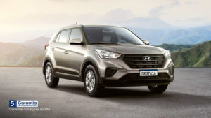 Hyundai Creta Action 1.6 AT