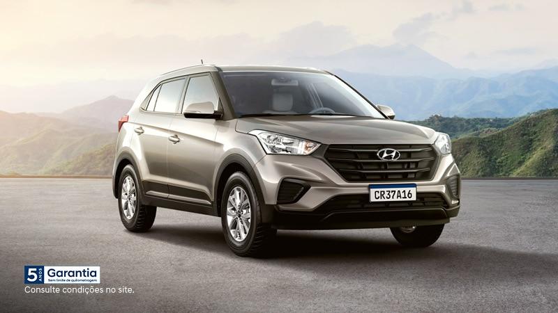 Hyundai Creta Action 1.6 AT  0
