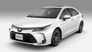 Toyota Corolla Altis Hybrid 1.8L CVT