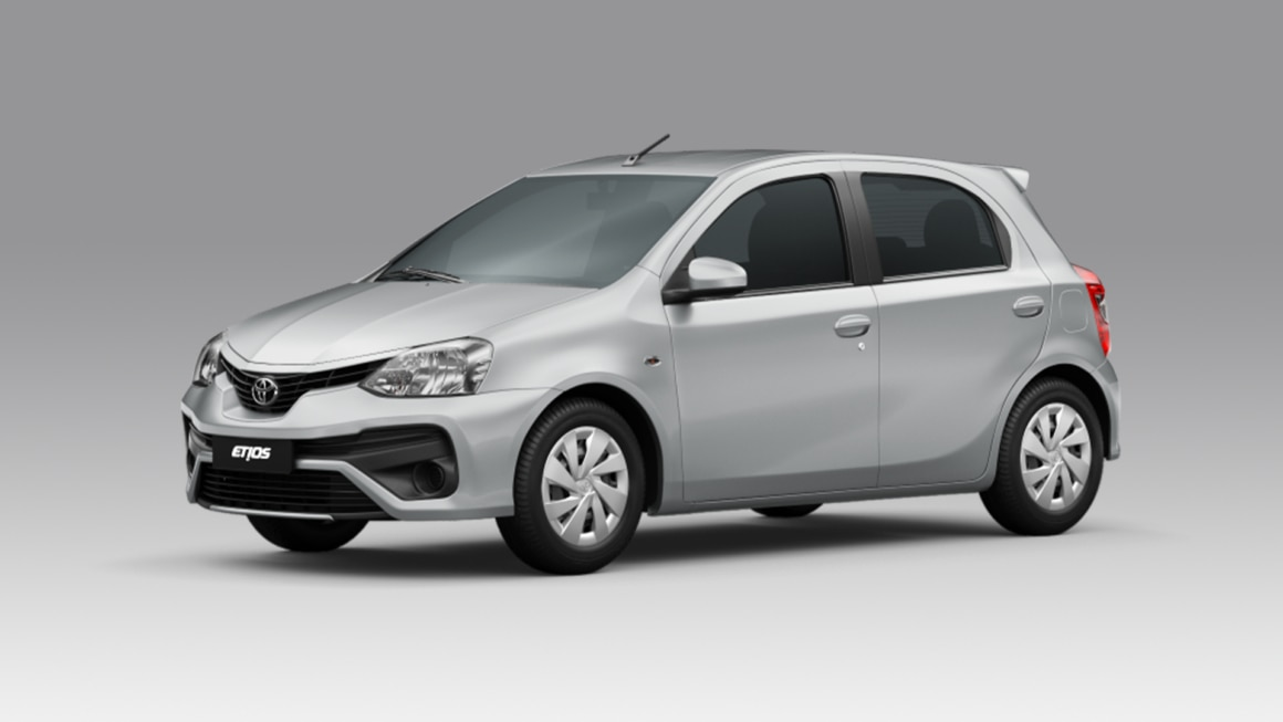 Toyota Etios Hatchback X 1.3L AT Flex 0
