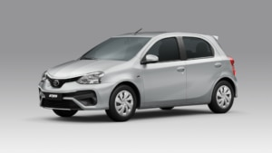 Toyota Etios Hatchback X 1.3L AT Flex