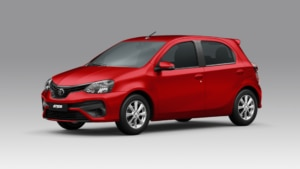 Toyota Etios Hatchback X Plus 1.5L AT Flex
