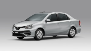 Toyota Etios Sedan X 1.5L AT Flex