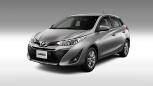 Toyota Yaris  Hatchback XL Plus Connect 1.5L CVT Flex