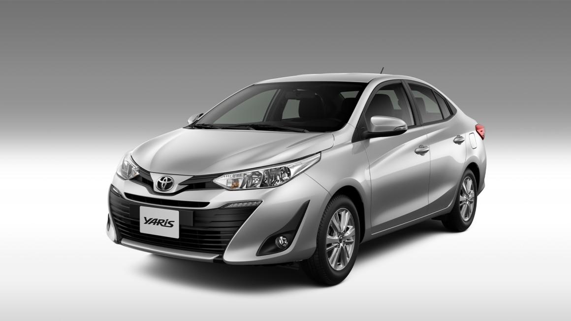 Toyota Yaris Sedan XL Live 1.5L CVT Flex 0