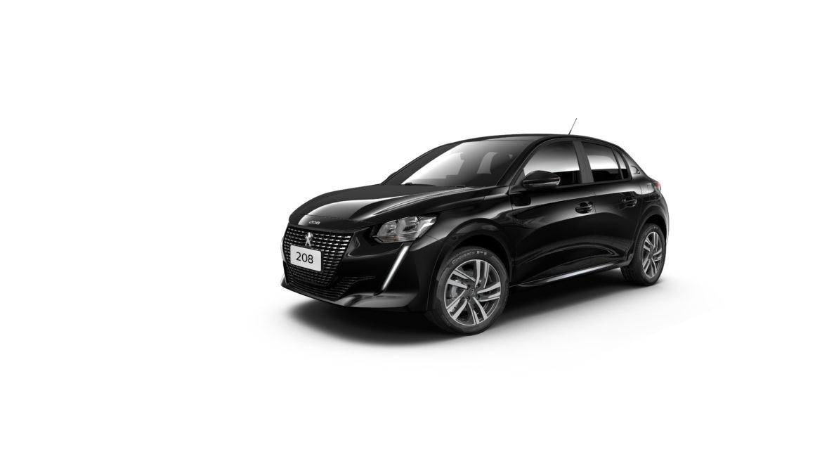 Peugeot New 208  Allure 1.6 AT 0