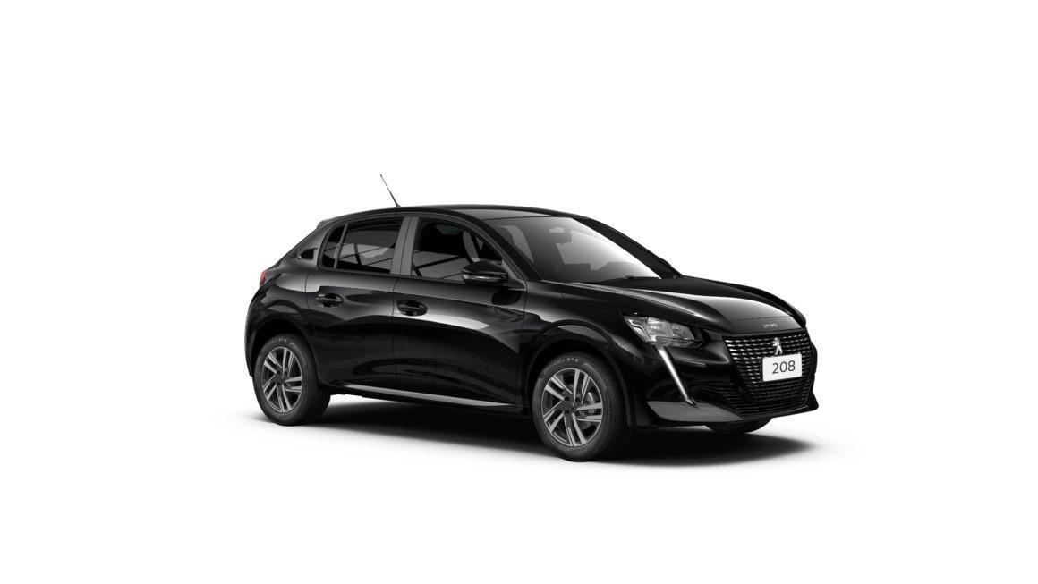 Peugeot New 208  Allure 1.6 AT 2