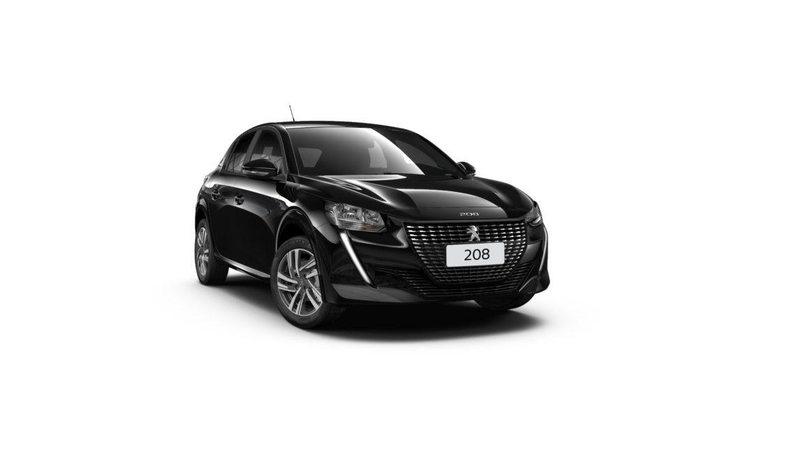 Peugeot New 208  Allure 1.6 AT 1