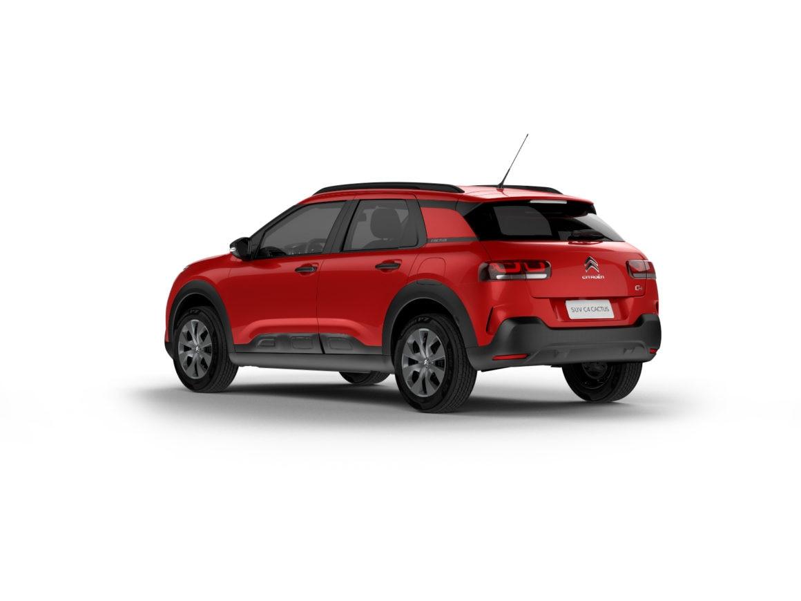 Citroën C4 Cactus Live Auto 3