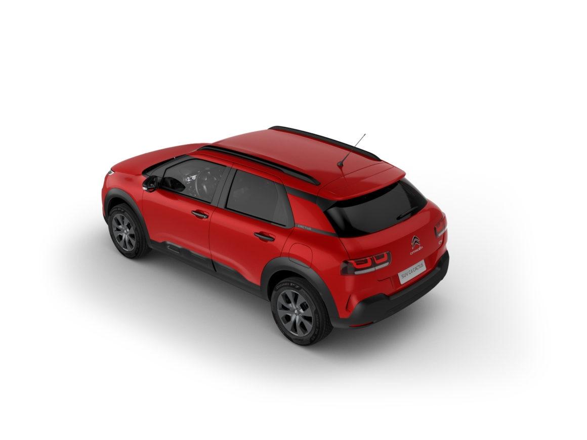 Citroën C4 Cactus Live Auto 1