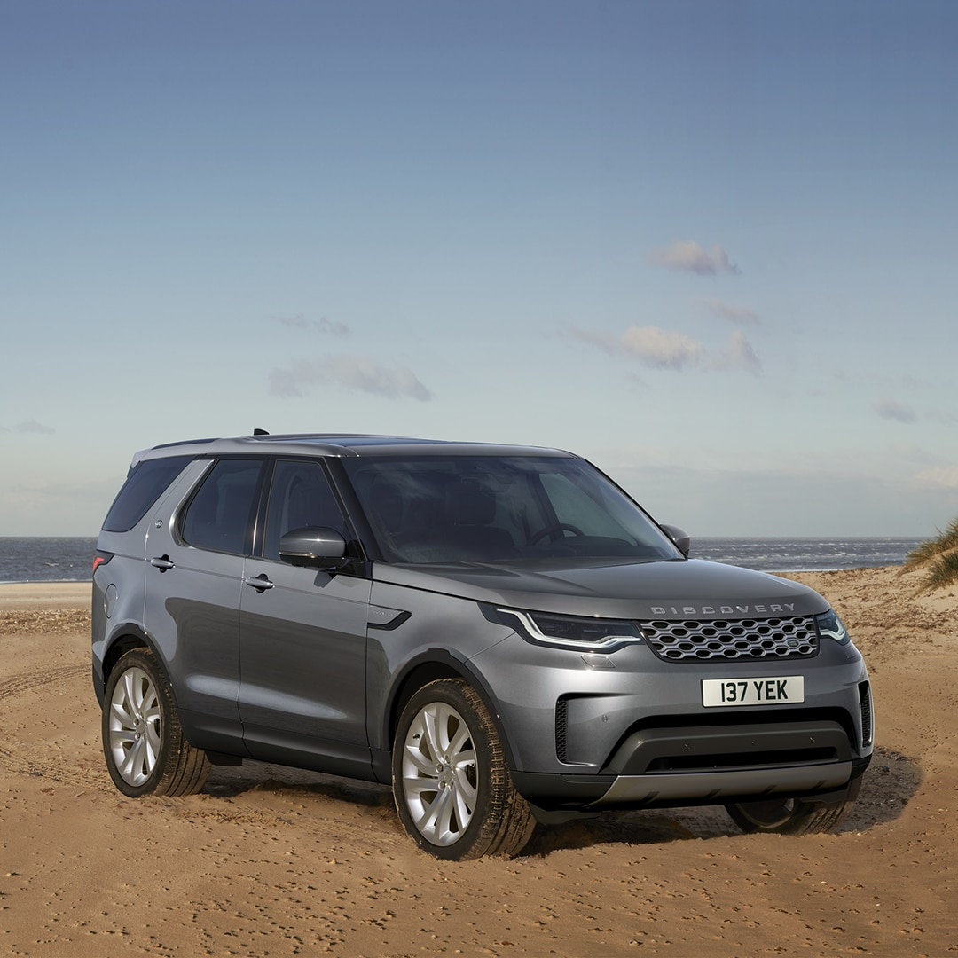 Land Rover Novo Discovery Diesel 300CV HSE 0