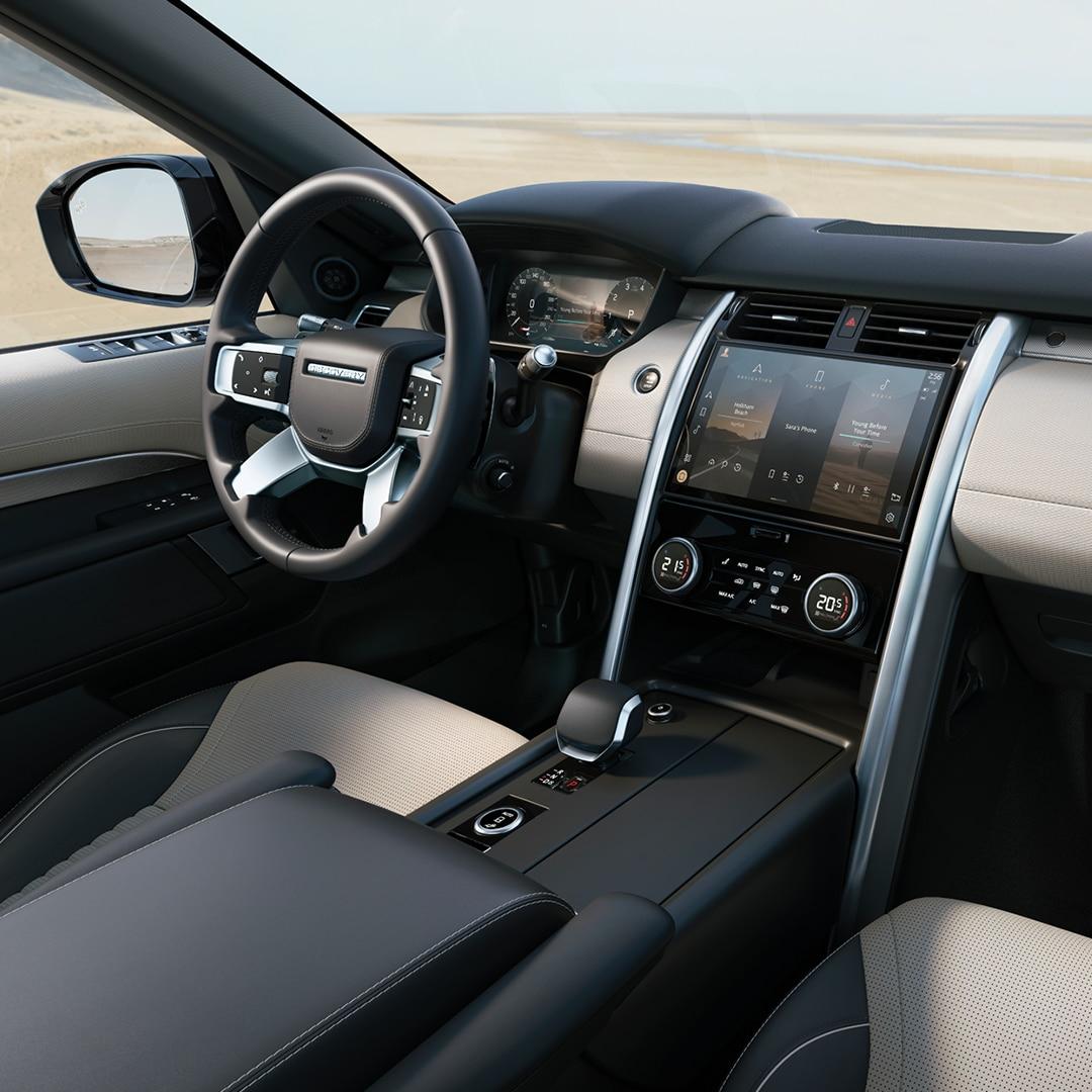 Land Rover Novo Discovery Diesel 300CV HSE 3