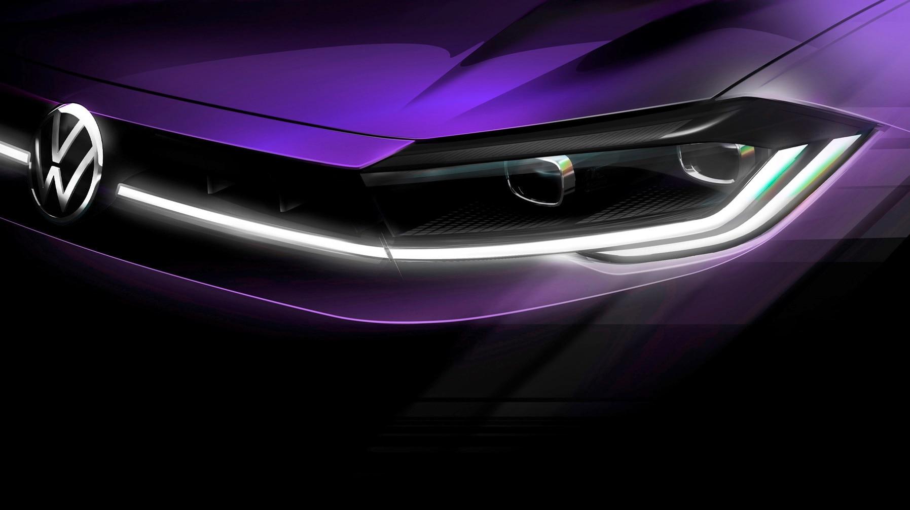 Novo VW Polo será apresentado na próxima quinta-feira, dia 22