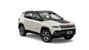 Novo Jeep Compass Trailhawk 2022